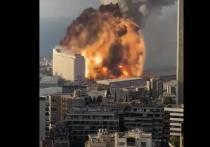Трамп: генералы считают, что в Бейруте взорвалась бомба