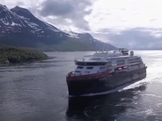 Норвегия отказалась принимать круизные лайнеры из-за новой вспышки коронавируса