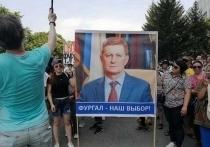 ЛДПР попросит Путина помиловать Фургала