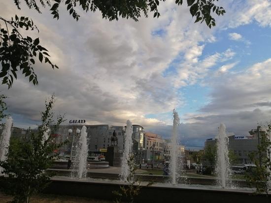 В Улан-Удэ сквер у мемориала Победы превратят в Парк Победы