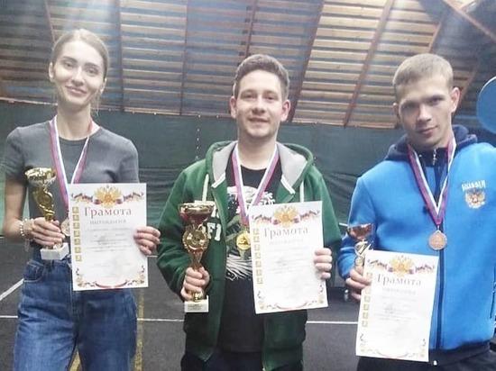 В городском округе Чехов прошли соревнования по пинг-понгу