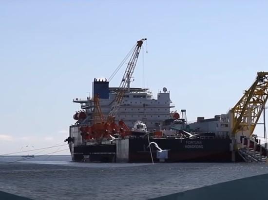"""Компания-арендатор баржи """"Фортуна"""" отказалась предоставить судно для завершения строительства """"Северный поток — 2"""""""