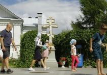 В Дивееве 31 июля паломники почтили память Серафима Саровского