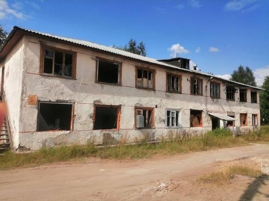 В Сургутском районе изменили подход к сносу ветхих строений