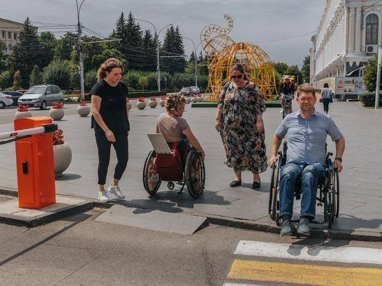 Прогулочные маршруты для инвалидов разработают в Ставрополе