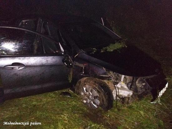 4 августа на дороге Марий Эл пострадали четверо детей и пять взрослых