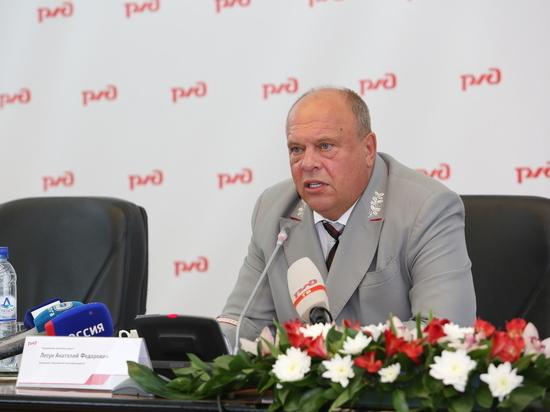Накануне Дня железнодорожника начальник ГЖД подвел итоги работы