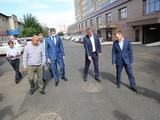 Осипов запретил властям Читы принимать некачественные дороги