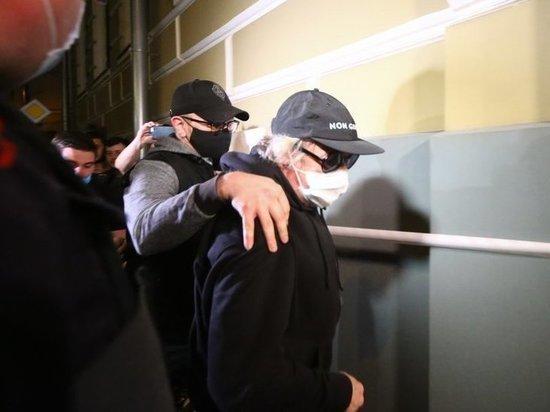 """Ефремов отказался признавать вину в ДТП: """"Ничего не помню"""""""