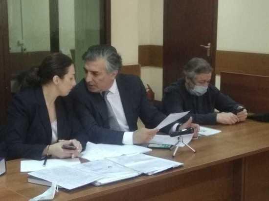 В суде по делу о смертельном ДТП с Михаилом Ефремовым выступил второй сорудник ДПС