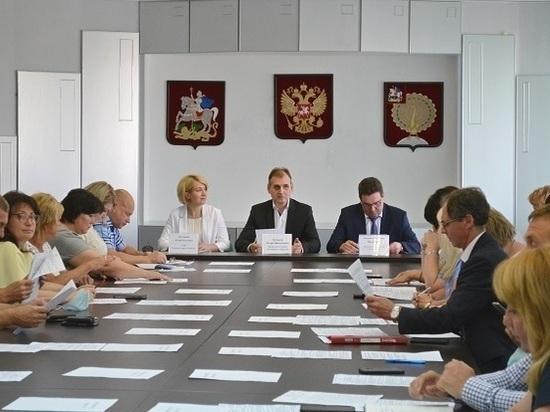 Двенадцать актуальных вопросов по развитию муниципалитета обсудили местные парламентарии на последнем заседании Совета депутатов городского округа Серпухов
