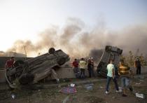 Россия откликнулась на просьбу ливанского правительства о помощи и направила в пострадавший от взрыва Бейрут пять самолетов со специалистами и спасательной техникой