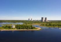 Естественный радиационный фон в месте размещения КАЭС за годы работы не изменился