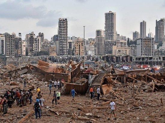 «Все это ужасно»: российский посол рассказал о взрыве в Бейруте