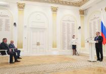 Лучшие строители Волгограда получили госнаграды