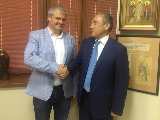 Путин провел встречу с руководителем курского отделения партии «Народ Против Коррупции» Федуловым
