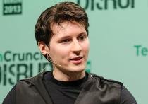 Дуров вспомнил о фото с неприличным жестом из-за требований США к TikTok