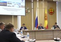 В Чебоксарах состоялось заседание федерального штаба по подготовке регионов ПФО к отопительному сезону