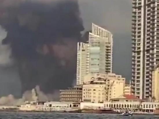 Бейрут взорвала грузинская селитра