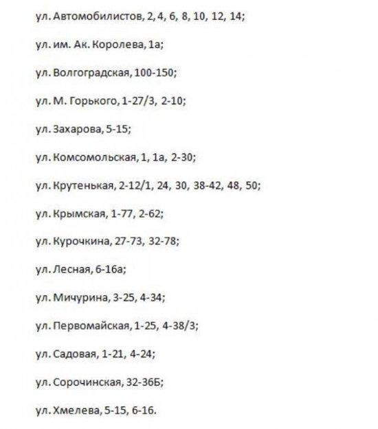 6 августа не будет света в шести районах Волгограда, фото-2