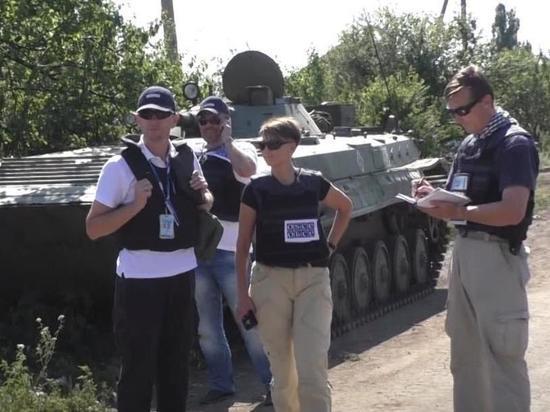 ОБСЕ: с начала перемирия на Донбассе зафиксировано 250 нарушений