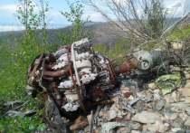 В Бурятии предложили установить мемориальную табличку на месте крушения самолета