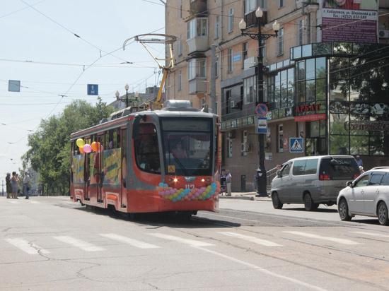 Трамвай №1 перестанет ходить до Южного микрорайна
