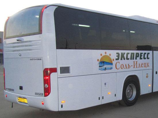 Возобновляются автобусные рейсы Казань - Соль-Илецк