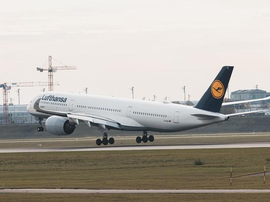 Германия: Увольнения в Lufthansa неизбежны