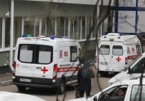 Мужчину, расстрелявшего в упор из газового пистолета мать и дочь на западе столицы, разыскивает столичная полиция
