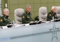 Шойгу проинспектировал ракетную дивизию в Ивановской области
