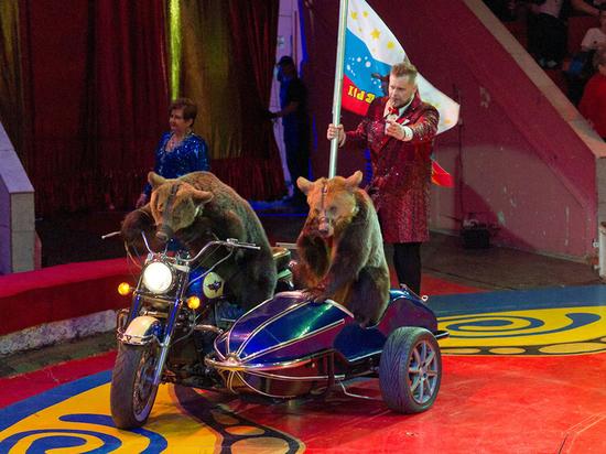 8 августа филиалу ФКП «Росгосцирк» Пермскому государственному цирку исполняется 50 лет
