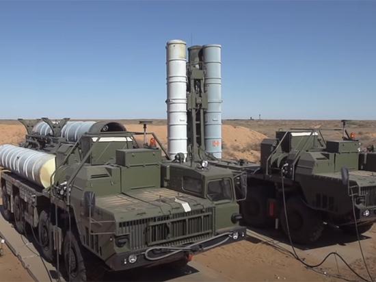 В Сети появились фото установок ПВО недалеко от Сирта