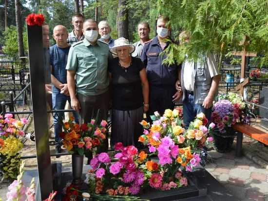 В Брянске росгвардейцы почтили память Героя России
