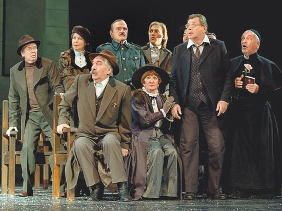Московские театры получили судьбоносный документ