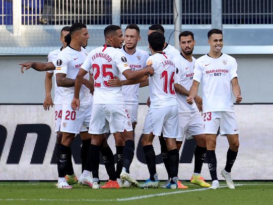 «Севилья» обыграла «Рому» и вышла в четвертьфинал Лиги Европы