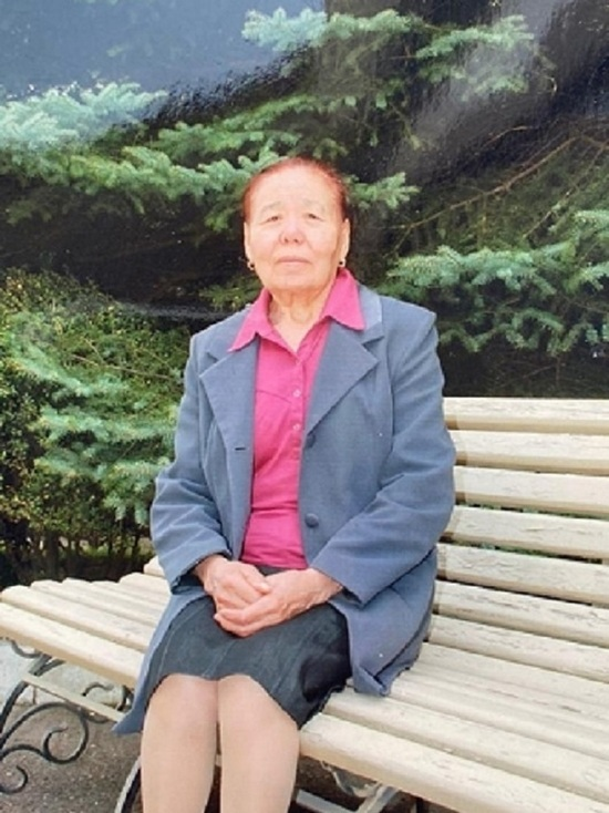 Элистинке Антонине Манджиевне Мучаевой стукнуло 85