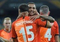 После завершения последних отложенных матчей 1/8 финала Лиги Европы определились состав и расписание матчей четвертьфиналов второго по статусу еврокубкового турнира.
