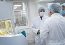 Новый корпус клинико-диагностического центра открыли в Иркутске