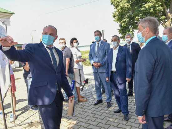 Глава Марий Эл увидел, как реализуются проекты в Козьмодемьянске