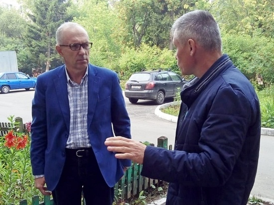 Томское отделение «Единой России» снова выдвинуло в депутаты по Каштаку Олега Шутеева