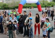 Олимпийская зарядка пройдет на площади Ленина в Чите
