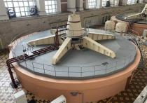 Установленная мощность Рыбинской ГЭС увеличилась на 10 МВт