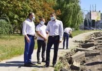 Улицу Албишоара в Кишиневе ждет полная реконструкция