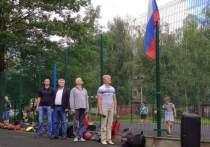 В Ржеве Андрей Белоцерковский принял участие в открытии турнира «Оранжевый мяч»