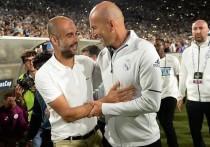 «Манчестер Сити» - «Реал»: «мажоры» против Зидана