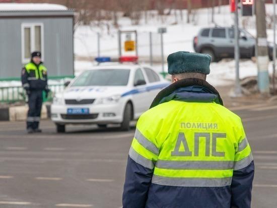 Полиция задержала пьяного рязанца за рулем «шестерки»