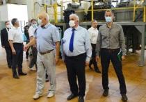 Костромское импортозамещение: губернатор Сергей Ситников обещал помочь Буйскому химзаводу