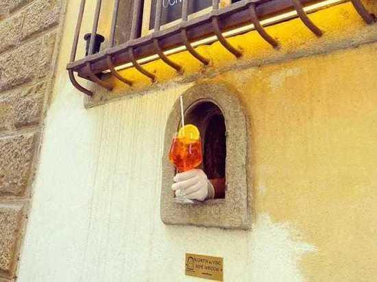 В Тоскане снова заработали «винные окна»