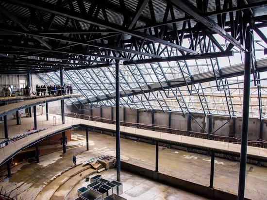 Кинозал появится в новом музее космонавтики Калуги